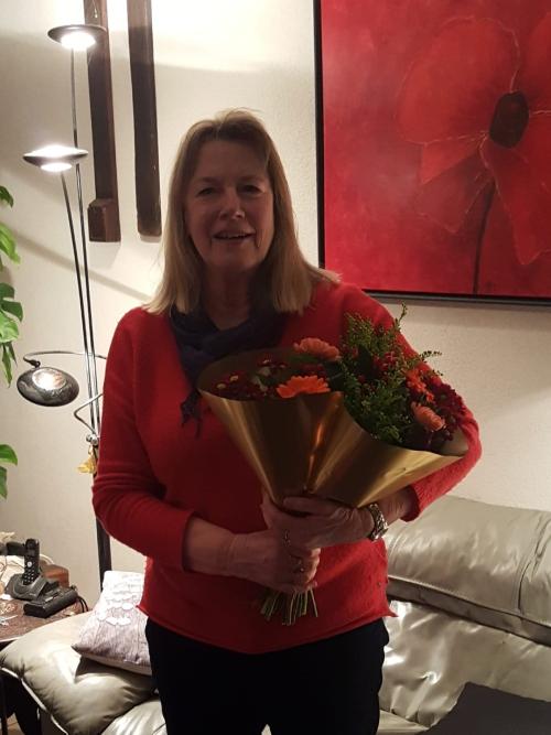 Hannie de Jonge-van der Woude